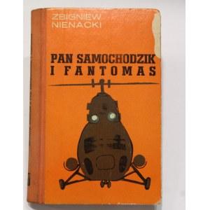 Zbigniew Nienacki, Pan Samochodzik i Fantomas [I wydanie]