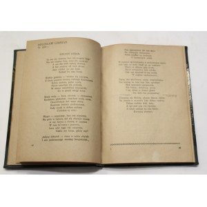 Edward Słoński, Antologia współczesnej poezji polskiej