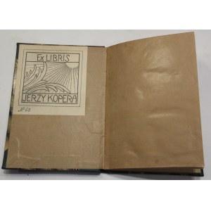 Sofokles, Antygona [Biblioteka Narodowa]
