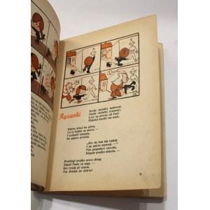 S. Bandówna, Przygody Fucinki [komiks]