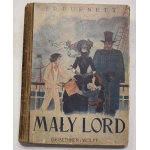 Frances Hodgson Burnett, Mały Lord