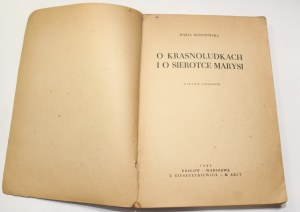 Maria Konopnicka, O krasnoludkach i o sierotce Marysi