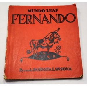 Munro Leaf, Fernando