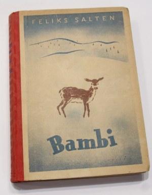 Feliks Salten, Bambi