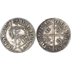 Lorraine (duché de), Charles II (1390-1431). Gros ND (1390-1431), Nancy.