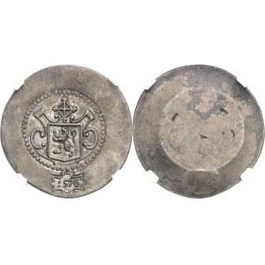 Siège de Zierikzee (1576). 12 stuivers 1576, Zierikzee.