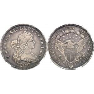 République fédérale des États-Unis d'Amérique (1776-à nos jours). Dollar 1800, Philadelphie.