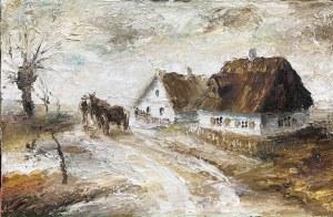 Anna Kozłowska, Wieś