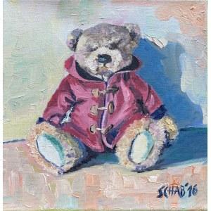 David Schab, Miś w czerwonej bluzie