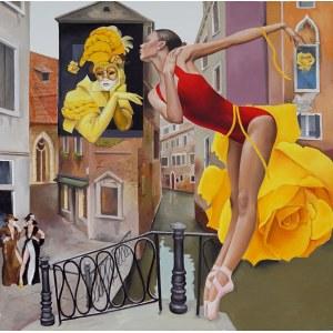 Andrejus Kovelinas, Venetian Roses, 2020