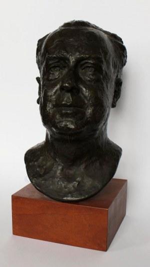 Roman Biliński (1897-1981) Popiersie Döken-Ficka