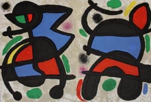 Joan Miró (1893-1983) Sculptures