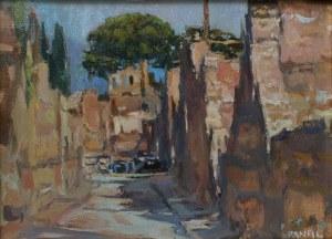 Józef Panfil (ur.1958) Motyw z Pompejów