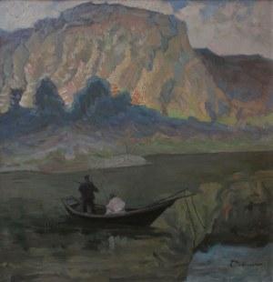 Zenobiusz Poduszko (1887-1963) Wędkarze
