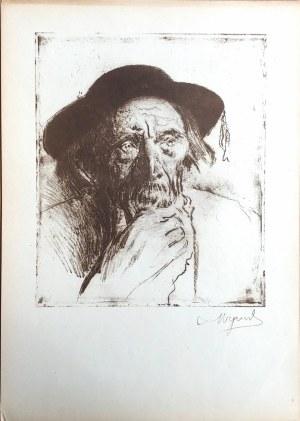 Leon Wyczółkowski, Plansza I. Szymon Tatar z Zakopanego - reprodukcja z teki