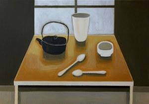 Iwona Birenbaum, Tea time, 2020