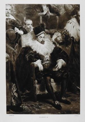Jan MATEJKO (1838 - 1893), Zygmunt III