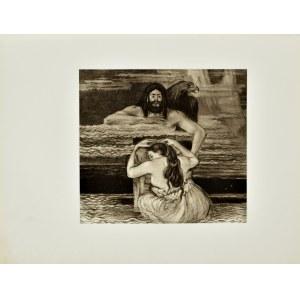 Stanisław WYSPIAŃSKI (1869-1907), Zeus i Tetis (Iljada)