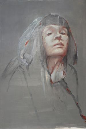Julia Kowalska, Auto red, 2016
