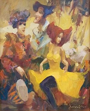 Tomasz Bachanek, Bachanalia-dance and keep distance