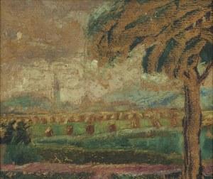 Alfred BARTYCKI, XX w., Sianokosy