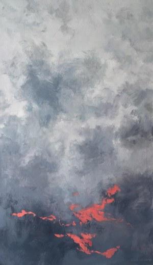 Lidia Wnuk (ur. 1988), Pochmurne niebo 3, 2019