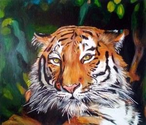 Ilona Foryś (ur. 1980), Tygrys, 2020