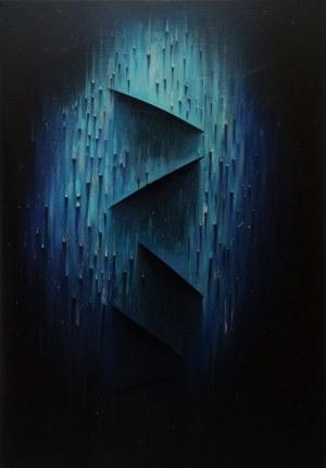 Łukasz Śliwiński (ur. 1990), Negative Space No. 5, 2016