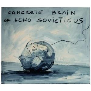 The Krasnals, Whielki Krasnal, Betonowy mózg homo sovieticus - według Moniki Sosnowskiej, 2008