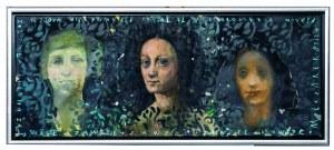Małgorzata Lazarek ( 1960 ), Śpiew ptaków…
