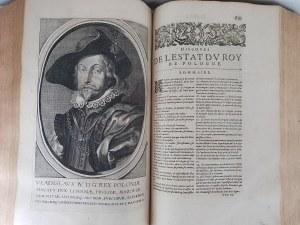 DAVITY PIERRE Les estats empires, royaumes, et principautez du monde [PARIS 1635]