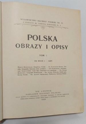 POLSKA OBRAZY I OPISY