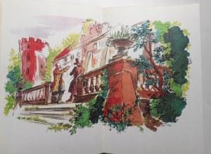 Mickiewicz Adama PAN TADEUSZ ilustracje GRONOWSKI