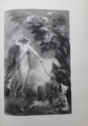 Słowacki Juliusz DRAMATY ilustracje SZANCER
