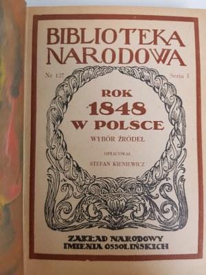 Rok 1848 W POLSCE Wybór źródeł PÓŁSKÓREK