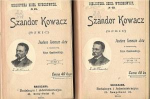 Jeż Teodor Tomasz SZANDOR KOWACZ(SZKIC) t.I-II