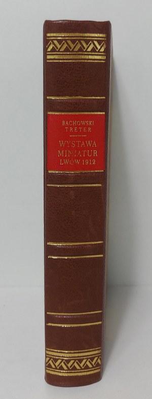 Treter Mieczysław WYSTAWA MINIATUR I SYLWETEK WE LWOWIE 1911