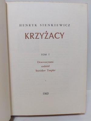 Sienkiewicz Henryk KRZYŻACY