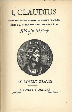 Graves Robert I Claudius [WYD 1]