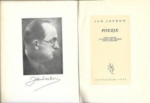 Lechoń Jan Poezje