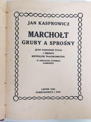 Kasprowicz Jan MARCHOŁT