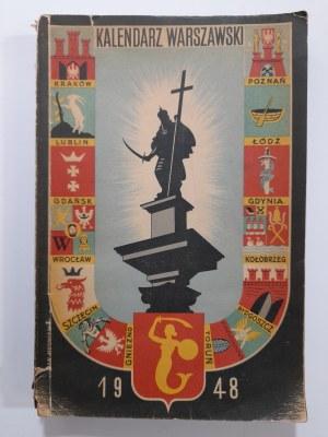 Kalendarz Warszawski 1948 r.