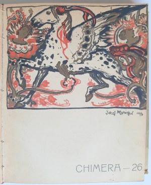Chimera - Tom 1-10 komplet 1901-1907 r.
