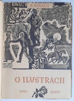 Banach, O ilustracji, 1950 r.