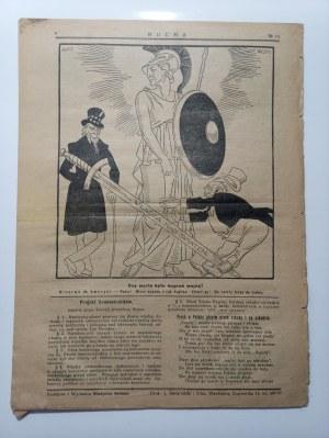 Mucha Nr 16 1922 r.
