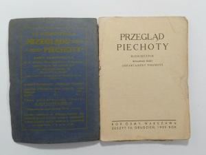 Przegląd Piechoty. Zeszyt 12,grudzień 1935 r..