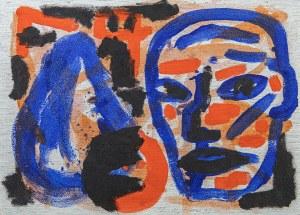 Zdzisław Nitka (ur. 1962), Portret wewnętrzny, 1997