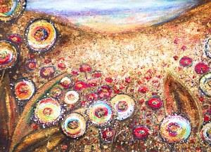 Laura Lis (pseud., ur. 1977 ), Zaczarowany kwiat, 2020