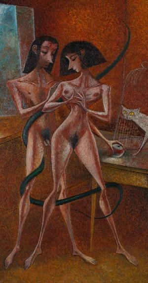 Iwan KULIK, ADAM I EWA, 1997/98