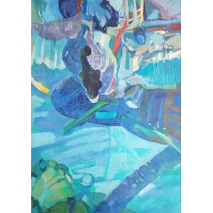 Dariusz Piekut, Kompozycja niebieska